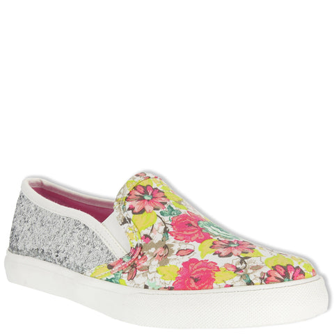 Floral Slip On - Multi