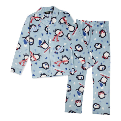 Kids Penguin Pjs - Angel Falls