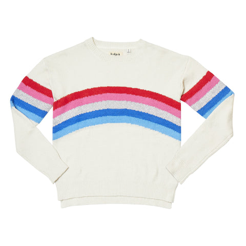Rainbow Sweater - Multi