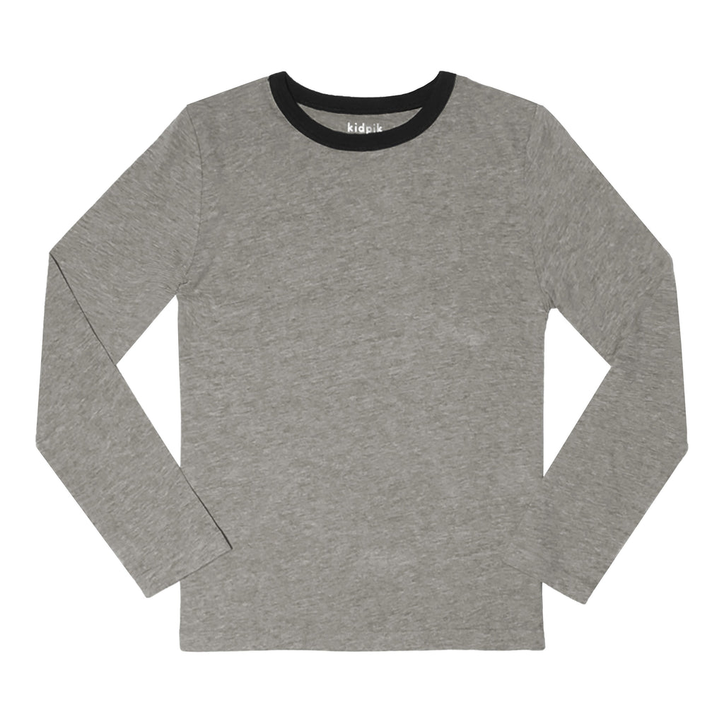 Medium Heather Grey