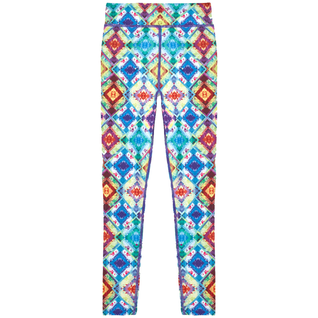 Diamond Legging - Multi