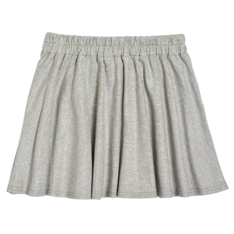 Active Twirl Skirt - Light Heather Grey