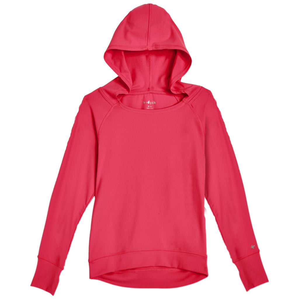 Active Hooded Top