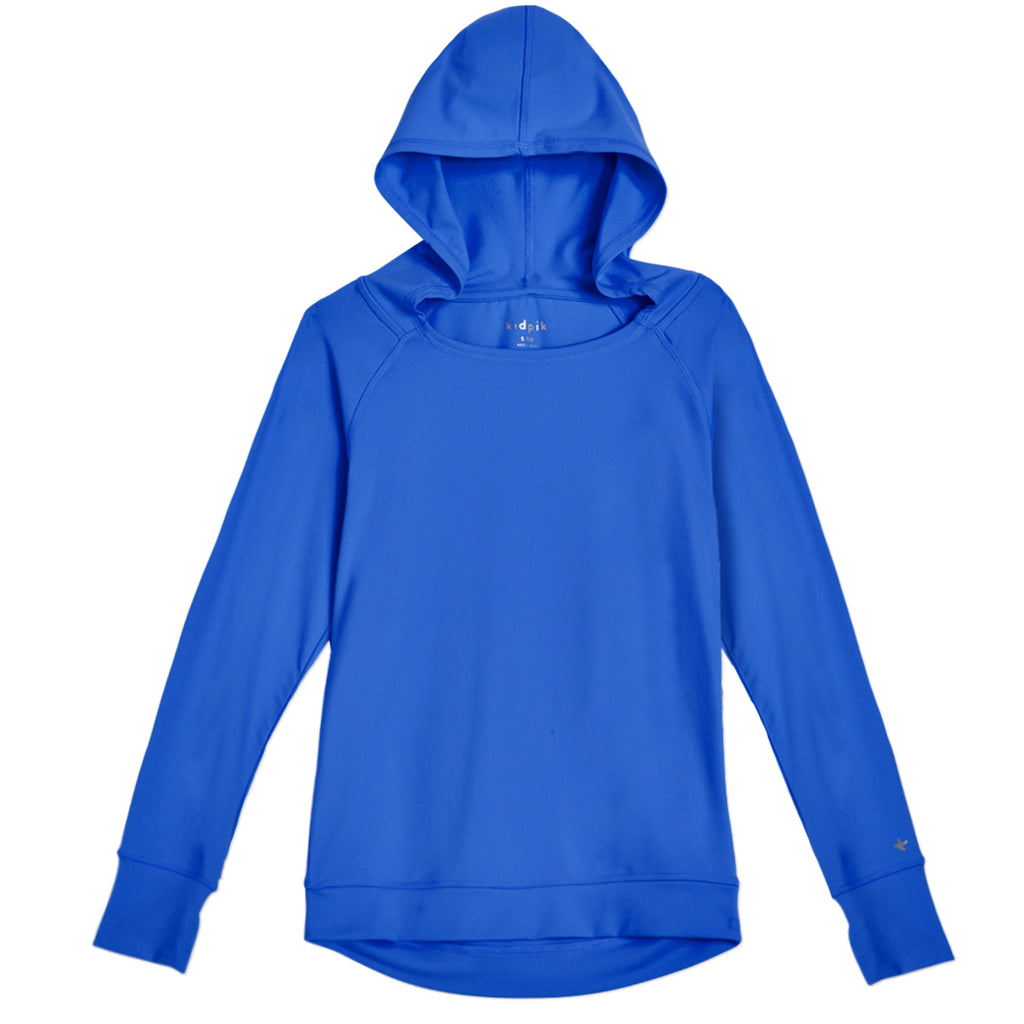 Active Hooded Top - Limeade