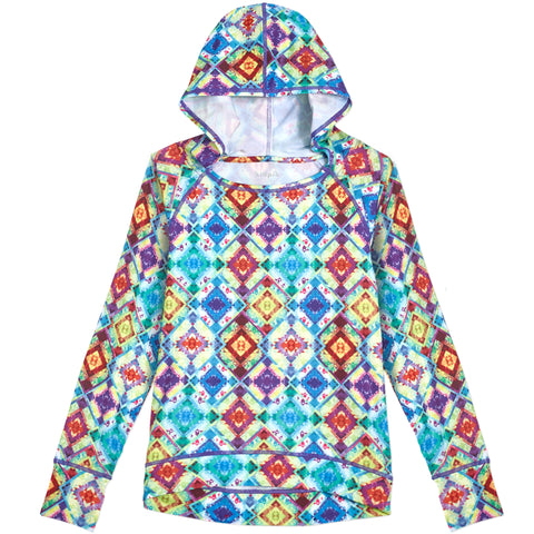 Diamond Active Hoodie - Multi