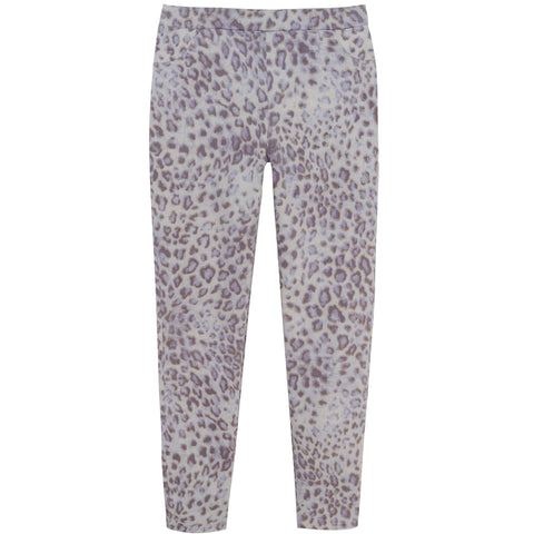 Cheetah trouser pant - Powder Blue