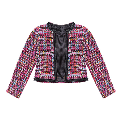 Multi Boucle Jacket - Multi