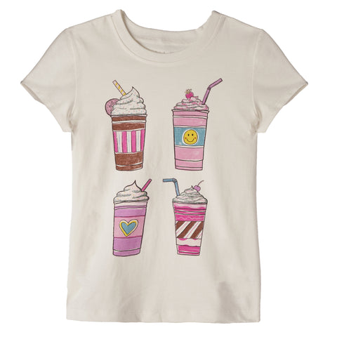 Super Sweet Tee - Kidpik Cream