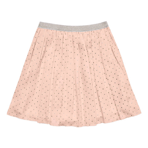 Mini Star Chiffon Skirt - Potpourri