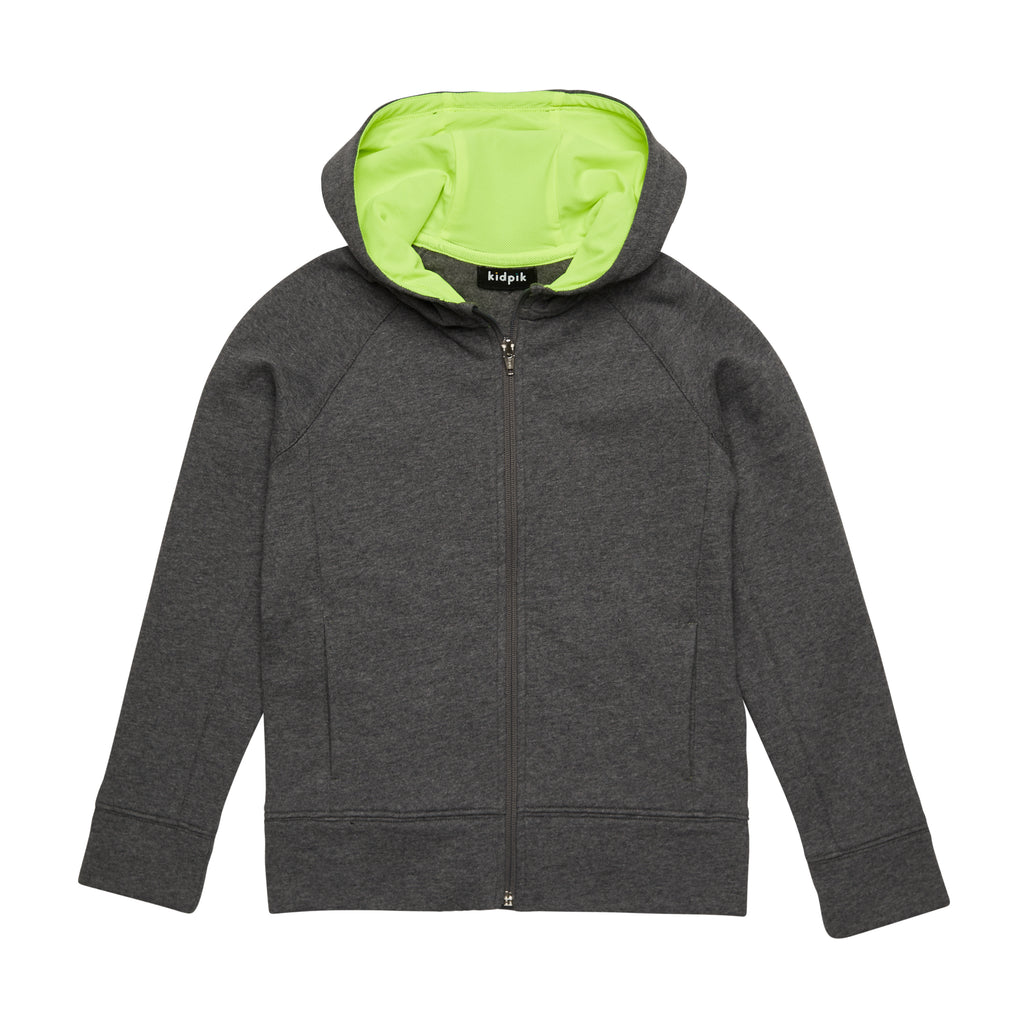 Active Fleece Cardigan