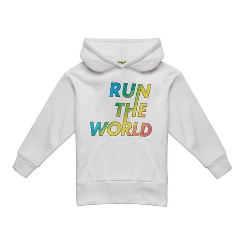 Run The World Sweatshirt - White