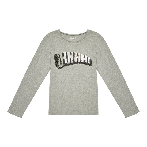 Ohhhhh! Tee - Light Heather Grey