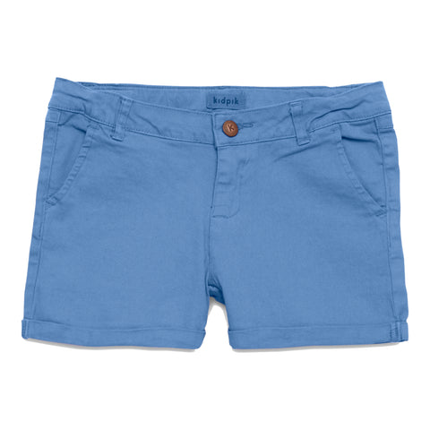 GO-TO Chino Shorts - Azure Blue