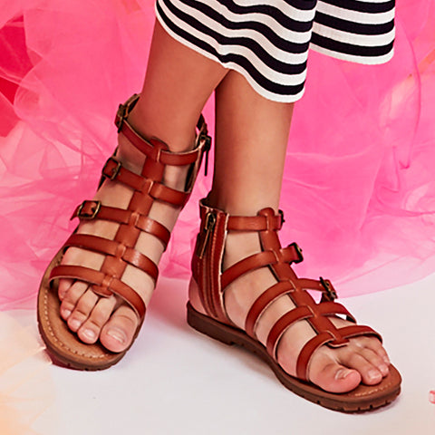 Simple Gladiator Sandal