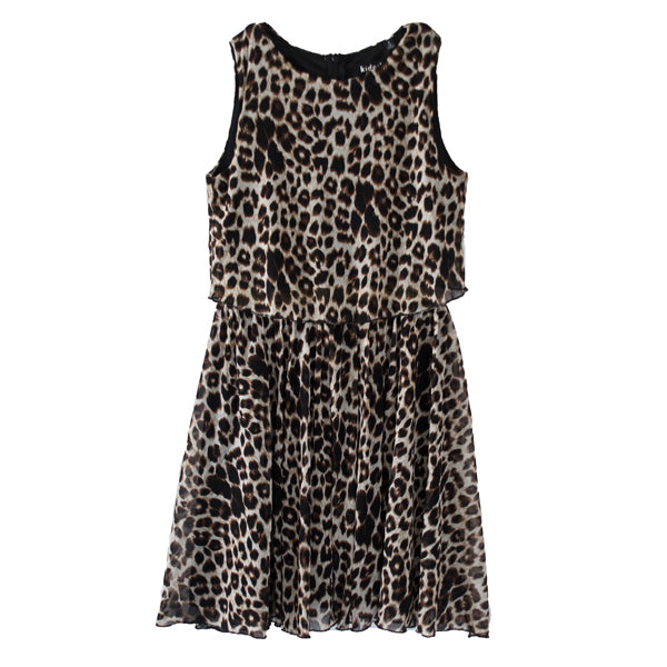 Leopard Layer Dress