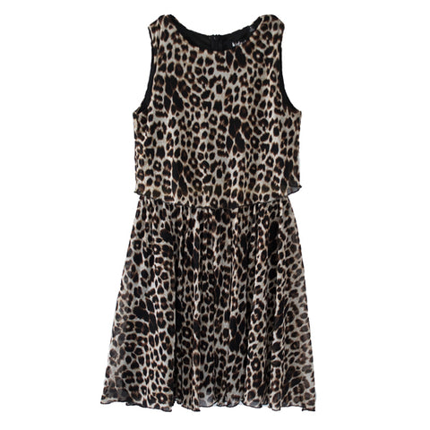 Leopard Layer Dress -