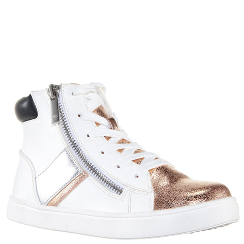 Trendy Hightop - White