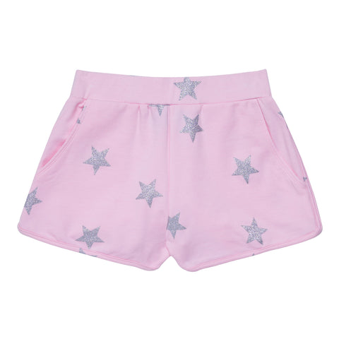Star Jog Short - Prism Pink