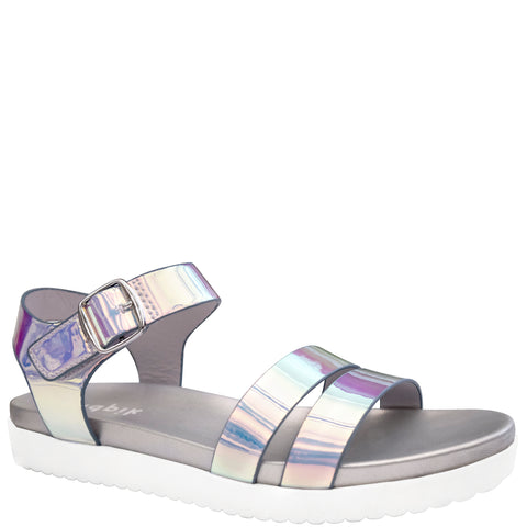 Iridescent Urban Sandal - Multi