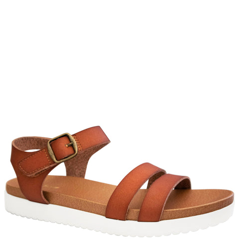 Urban Sandal - Tan
