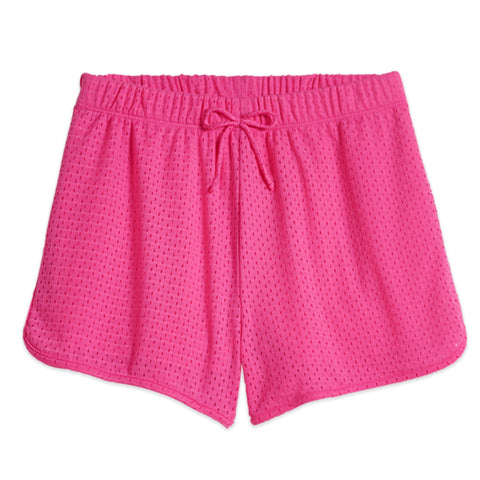 Mesh Active Short - Knockout Pink