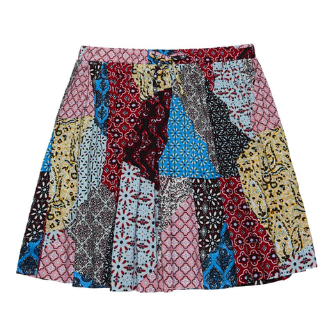 Classic Patchwork Skirt - Multi