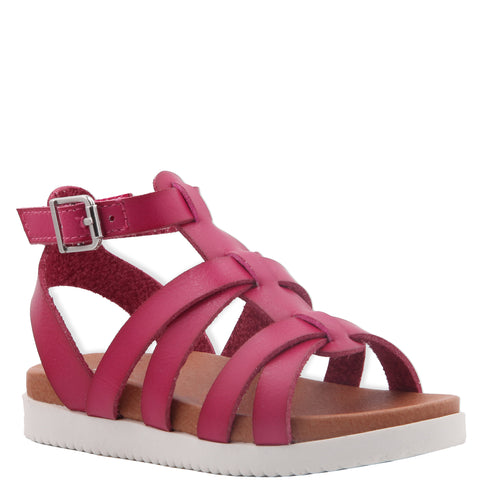 Strappy Sandal - Very Berry