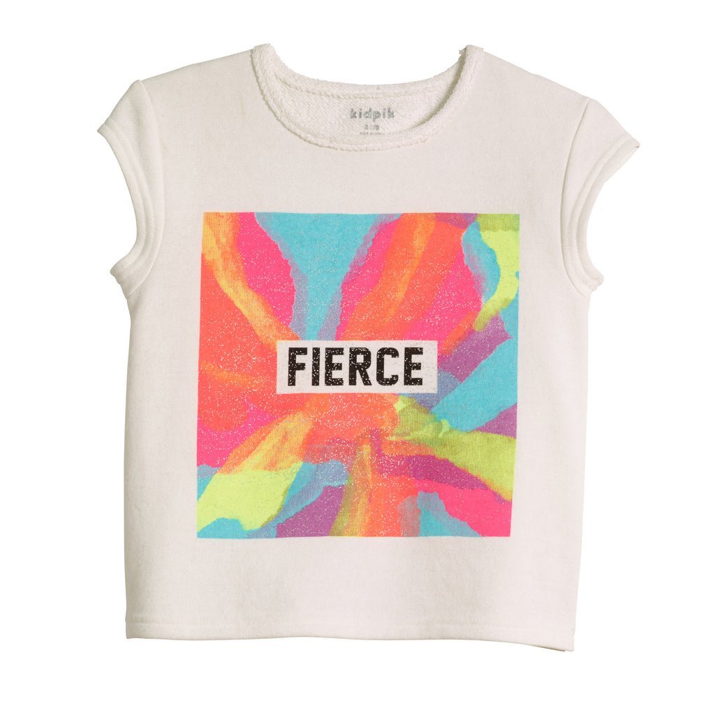 Fierce French Terry Top