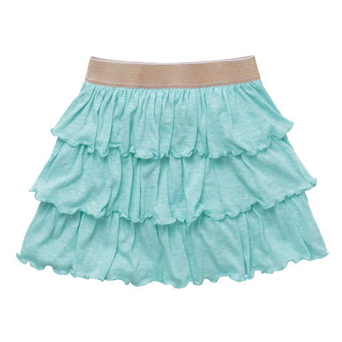 Tiered Skirt - Capri