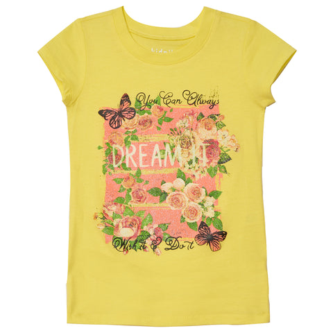 Dream It Tee - Limelight
