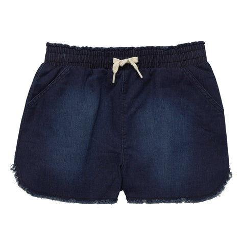 Knit Denim Volley Short - Orchid Wash