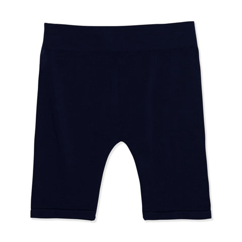 Seamless Bike Short - Black