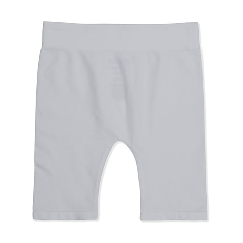 Seamless Bike Short - White
