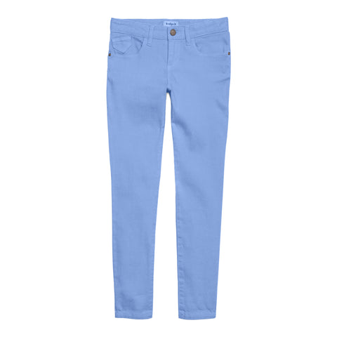Super Soft Skinny Jeans - Azure Blue