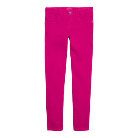Super Soft Skinny Jeans - Pink Peacock