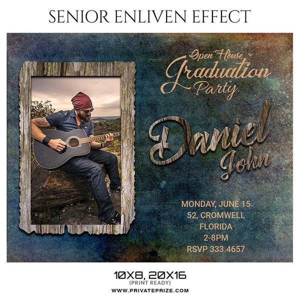 Best Senior boys photography template