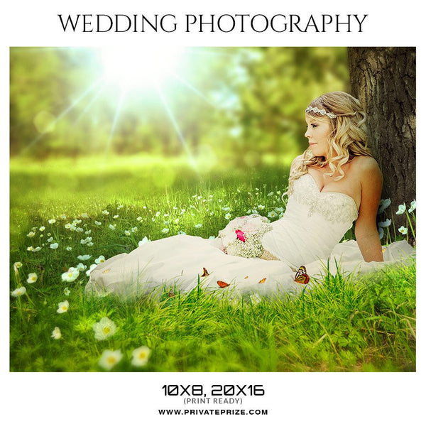 Beautify Your Wedding Photography With These Stunning Templates