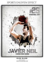 Javier Neil – Sports Enliven Effect Template