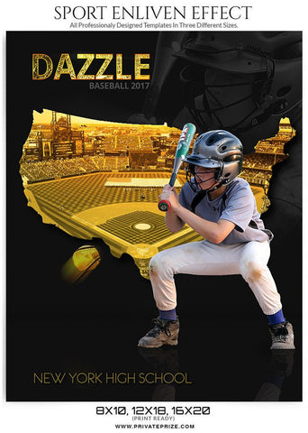 Dazzle – Sports Enliven Effect Template