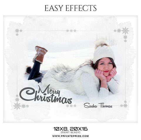 Christmas easy effects