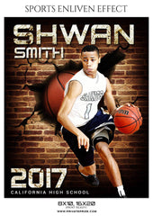 Shwan Smith – Sports Enliven Effect