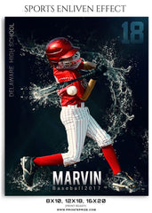 Marvin – Sports Enliven Effect Template
