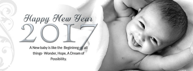 NewBorn Facebook Timeline Cover - Photography Photoshop Template