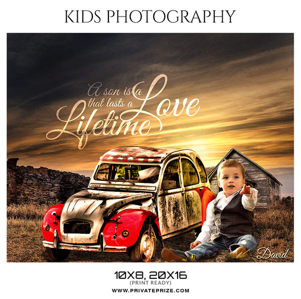 DAVID - KIDS PHOTOGRAPHY