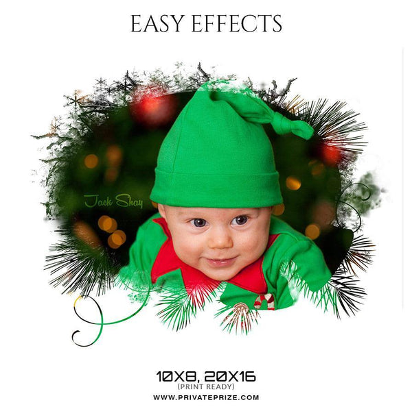Jack Shay - Easy Effects - Photography Photoshop Template