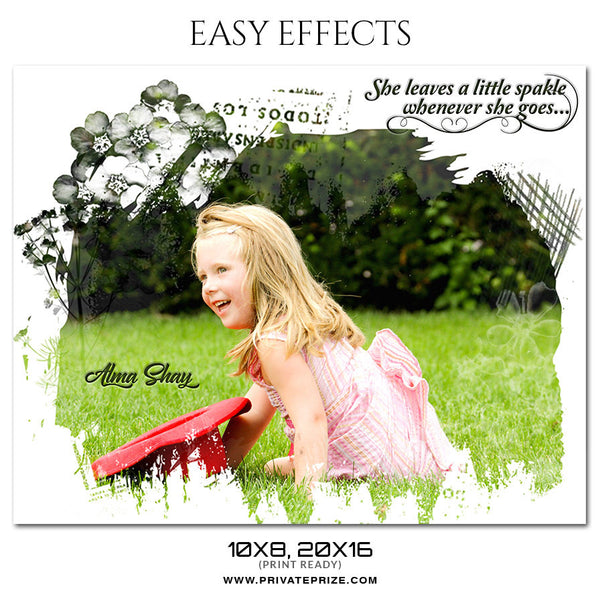 EASY EFFECTS KIDS PHOTOGRAPHY