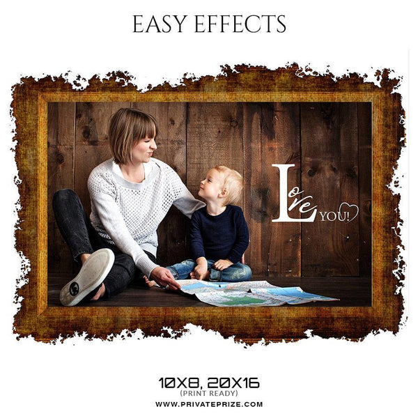 Love You - Easy Effect