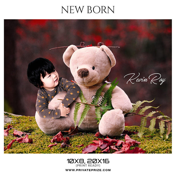 KEVIN ROY - NEW BORN - Photography Photoshop Template
