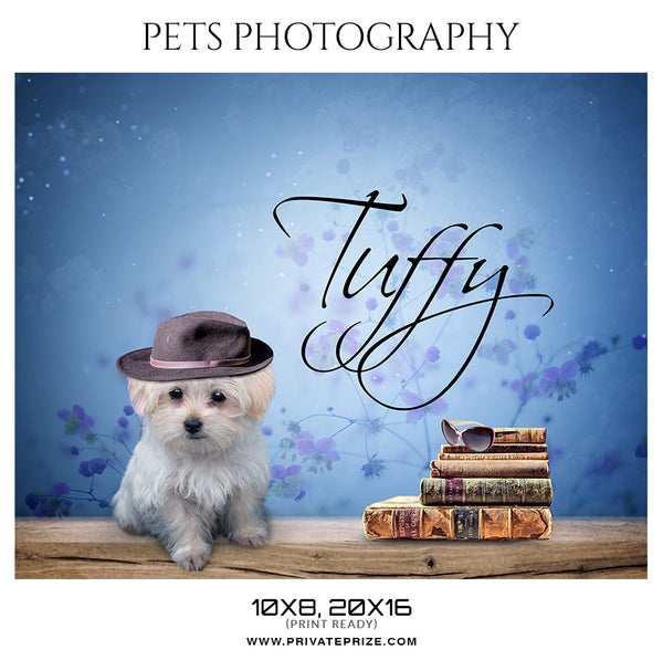 Tuffy - Pets Photography - Photography Photoshop Template