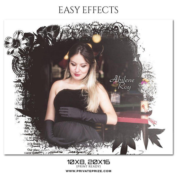 ABLILENE ROY-MATERNITY EASY EFFECTS